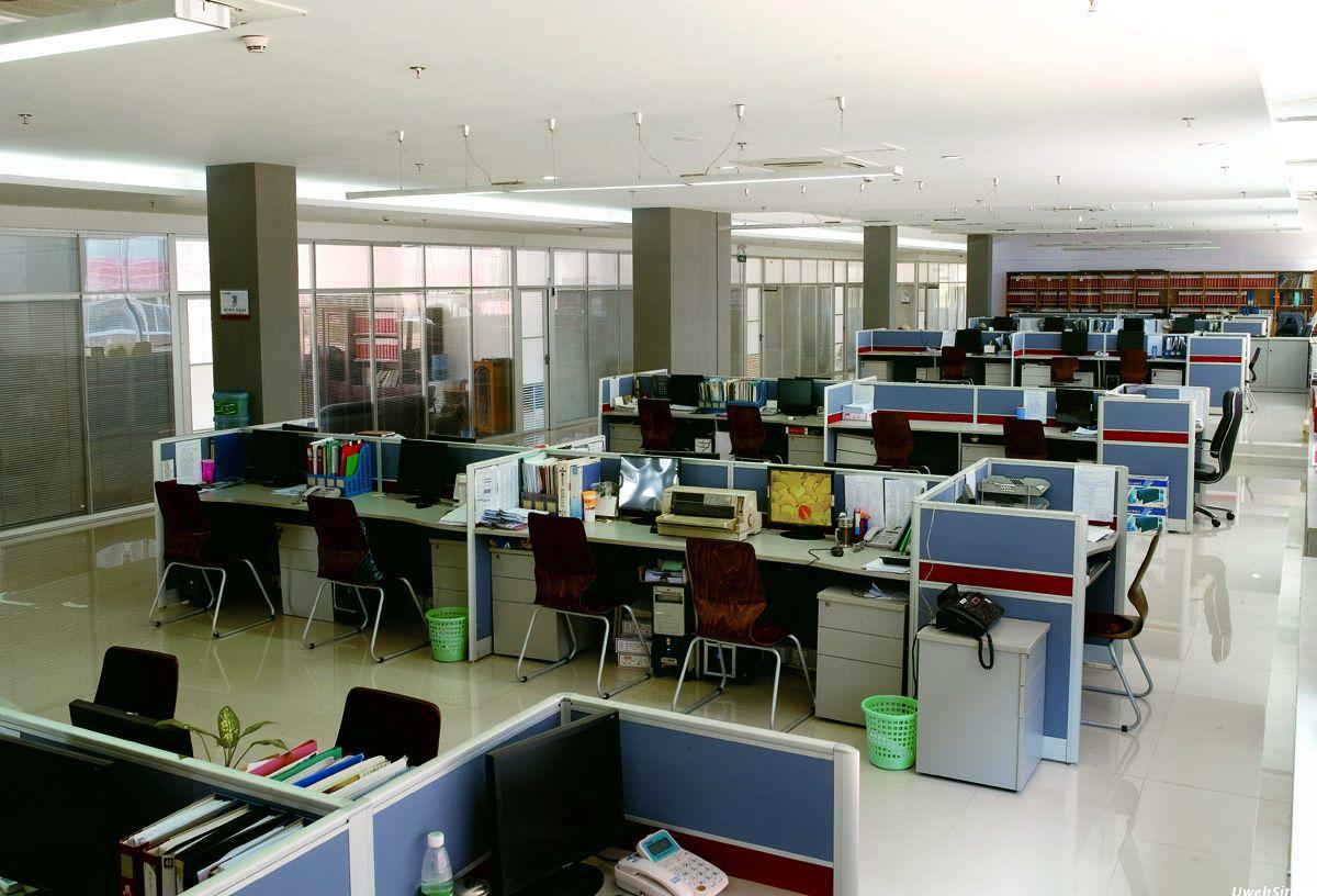开放式办公区