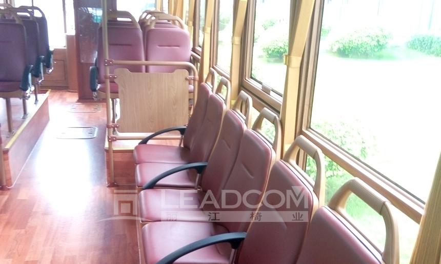 珠海广通仿古车座椅