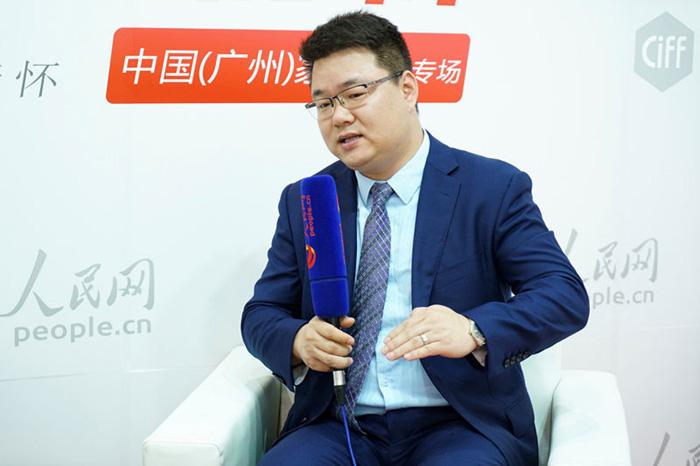 中国(广州)家博会大咖齐聚 畅谈家居行业未来