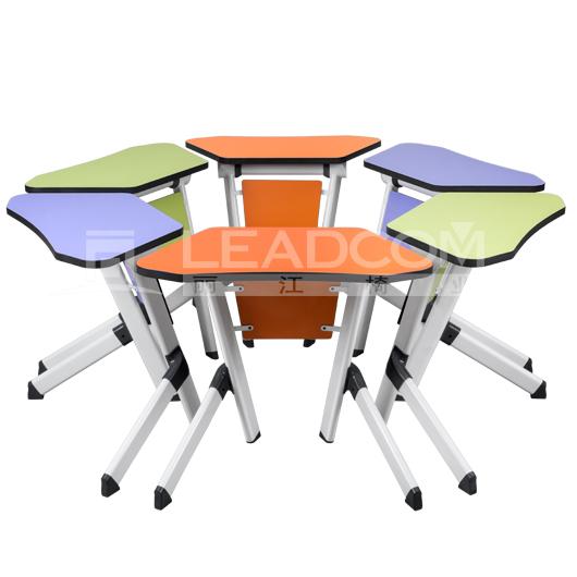 新款课桌椅LS-424